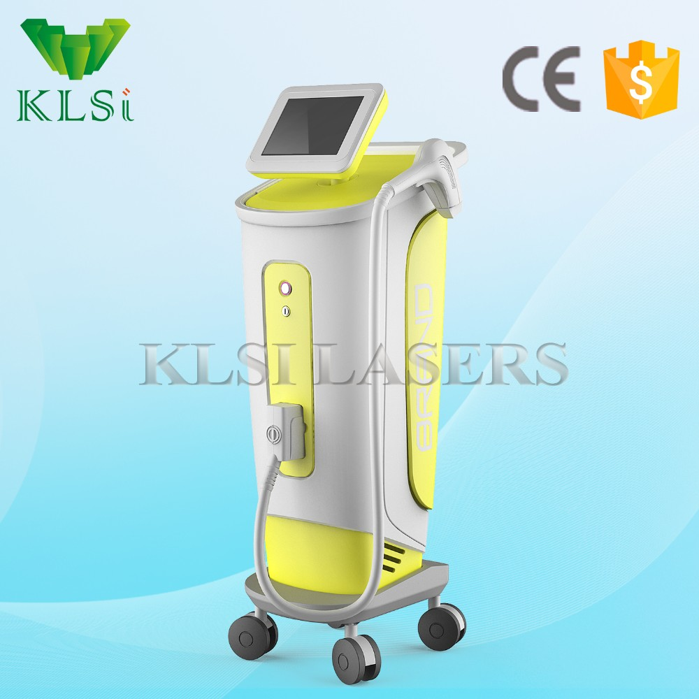 Beauty equipment diode laser 808nm permanent hair removal medical device