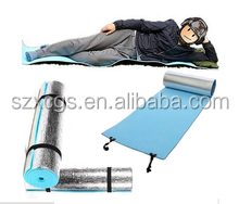 Water-proof Camp Mat Aluminum Foil XPE Foam Insulation