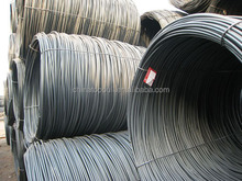 Q195 Q235 HPB300 SAE1008Cr Hot Rolled Wire Rods