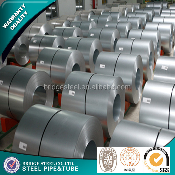 2016 Structure steel supplier for gal coil
