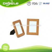 High Standard FDA/LFGB/REACH Factory Price Happy Birthday Photo Picture Frame Design