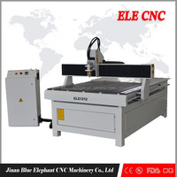 ELE 1212 cnc glass/wood engraving machine/stone processing cnc router with CE, CIQ.SGS certification