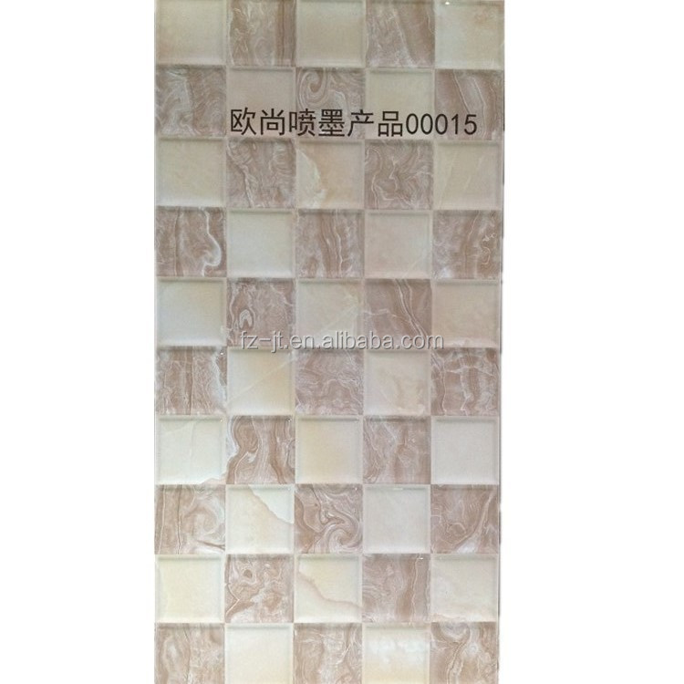 2015 NEW design 30*60 porcelain bathroom and kitchen wall tile