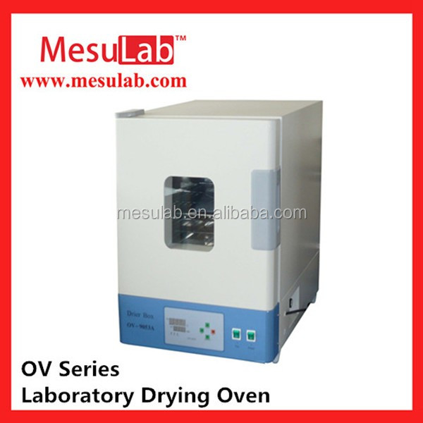OV-9123A Bench Top Stainless Steel Chamber Industrial Laboratory Vacuum Dry Oven
