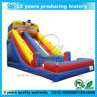 top sale giant inflatable water slide for kids and adults