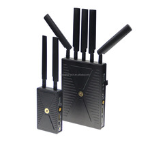5Ghz G/V-mount selectable HD wireless video transmitter 1000ft