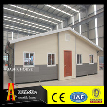 Prefabricated steel frame aluminium structure house used container for sale