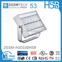 ZGSM 2016 NEW 100w led flood light with 5 Years warranty