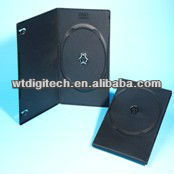 Black 7mm case DVD Box