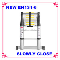 3.8M aluminium ladder price with EN131-6 SGS CE