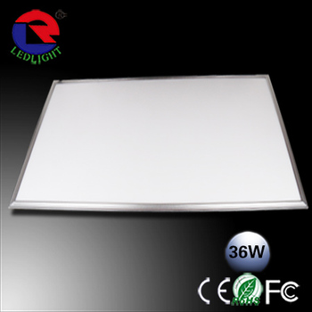 CE ROHS PSE approved 600*600 led panel 36w 40w 48w led panel light