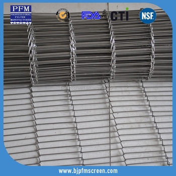 stainless steel wire mesh belt conveyor manufacturer