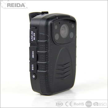 China Reida Recorder Wearable 1080p Video Body Worn Camera