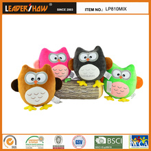 Birds Shaped stuffed toys filling memory foam,elastic plush material