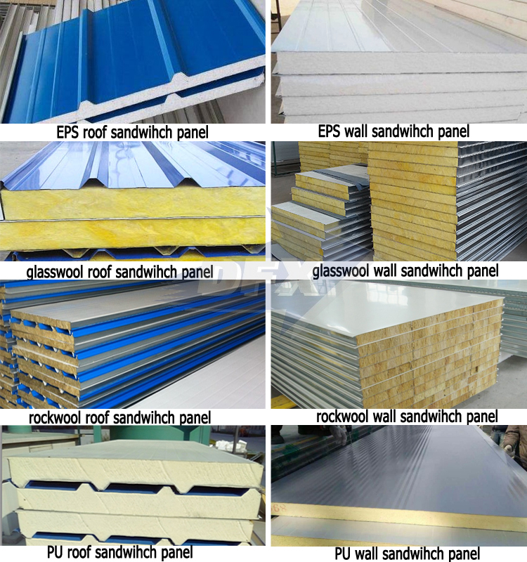 Bigdirector Wholesale Best Selling Eps Corrugated Sandwich Panel