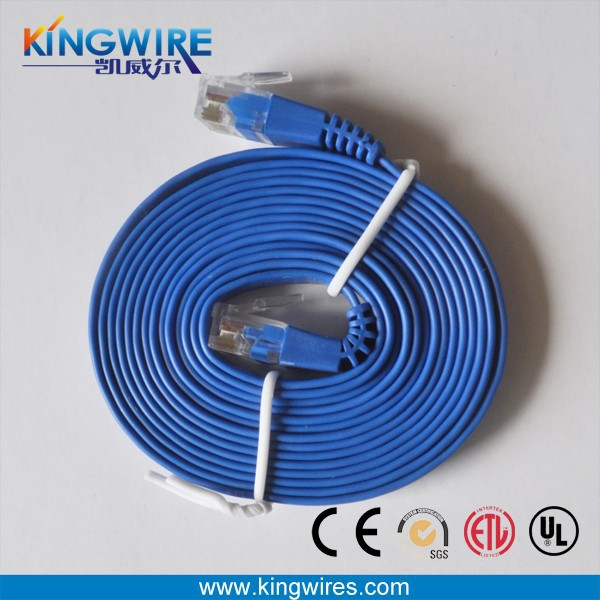 High quality lan cable rj45 5m cat5/cat6 patch cord price
