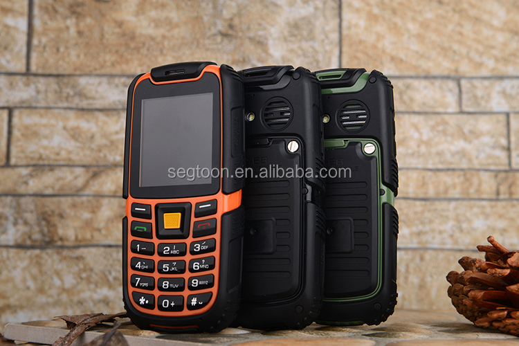 2.4-inch GSM Camera Feature Phone with Dust-proof/Shock/Waterproof Function