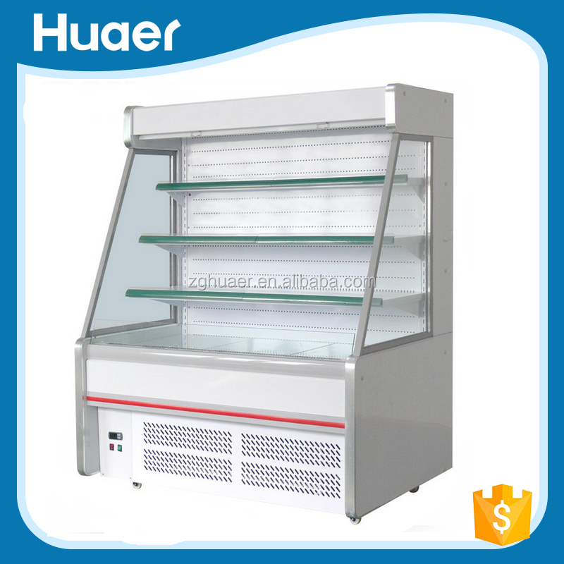 Used popular supermarket refrigeration equipment