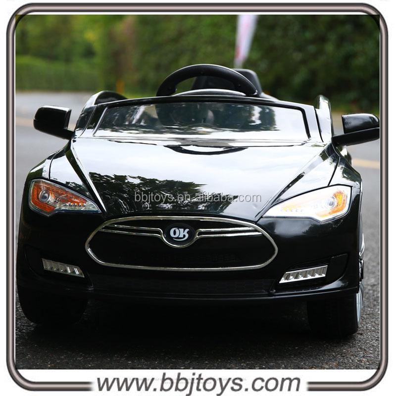 enfant voiture lectrique avec batterie exploit fonctionne sur piles t l commande voiture. Black Bedroom Furniture Sets. Home Design Ideas