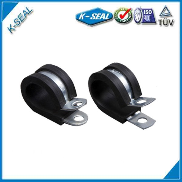 Stable quality P style horizontal toggle clamp with Black Rubber