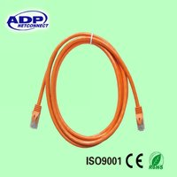 colorful jacket Cat5e Patch Cord Lan Cable