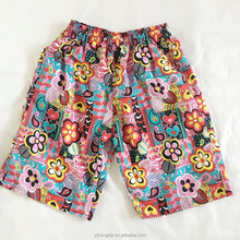 wholesale used clothing used men's sport beach shorts men's surf shorts