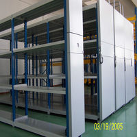 Good quality nanjing jracking warehouse metal rack systems used storage shelving acrylic mobile phone display shelf