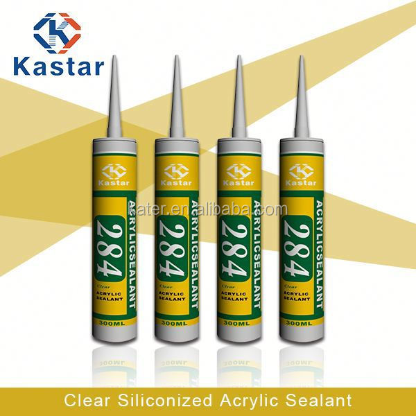 clear siliconized antifungal sealant factory price,high quality