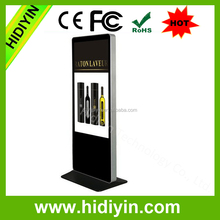 Wide operating temperature 47inch outdoor advertising media player