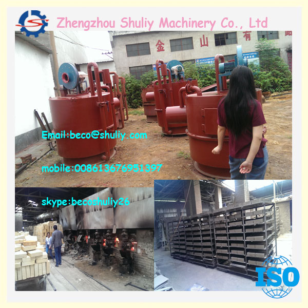 New design coal gasification plants/coal gasifier/coal gas producer