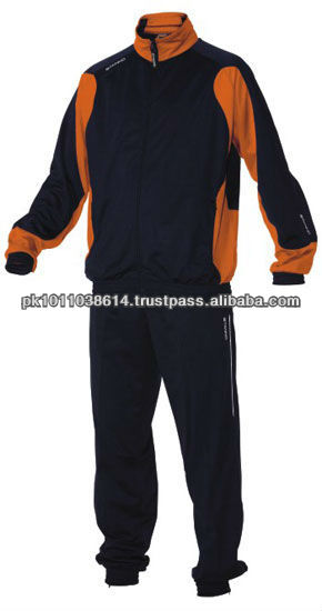 Custom tracksuit/cotton fleece sweatsuit