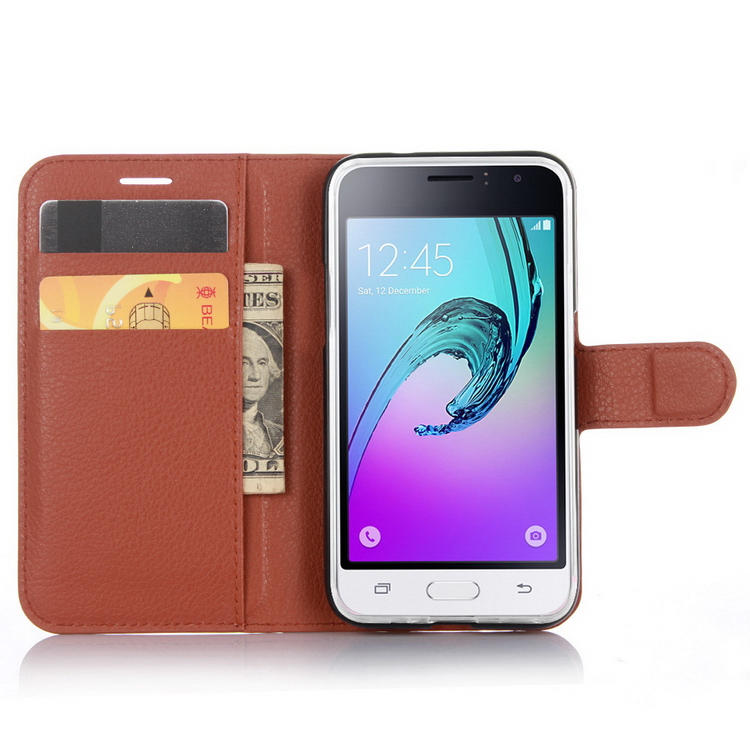 Factory hot-sale sublimation leather case for samsung j1