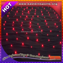 ESI factory direct Colorful effect rgb led star curtain