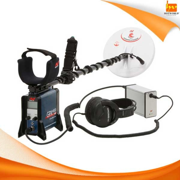underground metal detector long range handheld to detect gold diamond copper