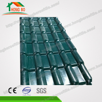 China OEM Superior Heat Insulated Performance corrugated kerala roof tile prices