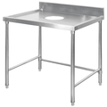 Hotel Restaurant Equipment Supplies Stainless Steel Work Table For Sale BN-W18