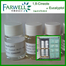 Farwell Natural 1,8-Cineole, also called Natural Eucalyptol 99%
