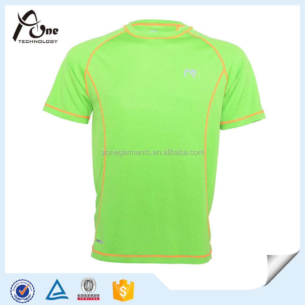 Mens Wholesale Gym Clothing Latest Sport T Shirt Dry Fit