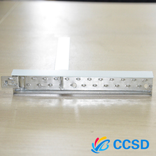 Building construction material Galvanized Groove T Grid Suspended Ceiling Tee Bar