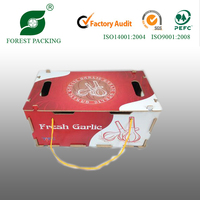 2014 NEWEST ECO-FRIENDLY WHOLESALE CARDBOARD BOX FOR FRUIT AND VEGETABLE
