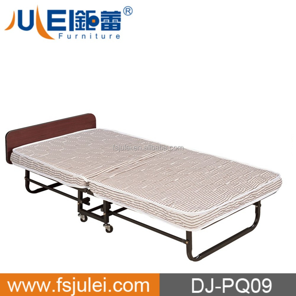 hotel extra bed folding cot bed designs DJ-PQ09