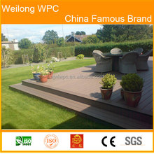 X16316 Eco-friendly outdoor wpc decking form garden path