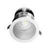 COB downlight housing 22w/28w/38w/50w/60w/70w with Philips driver