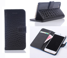 New Crocodile Pattern PU Leather Wallet Folio Case For iphone 6 / 6+ Plus