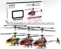 LCD screen display transmitter alloy mini rc helicopter 4ch