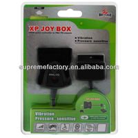 New Converter Adapter For Xbox Game Controller To PS2 / PS PlayStation Console