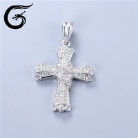 platinum 925 sterling silver angel pendant silver 925 italie