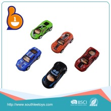 China low price children diecast model alloy mini car toys for sale