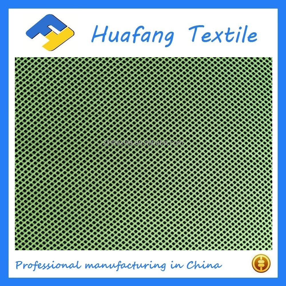Chinese wholesalers low price warp knitted mesh fabric