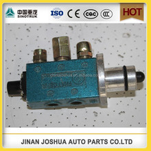 Sinotruk howo Shacman Faw Camc Foton heavy truck spare parts fast gear Double H valve F99660